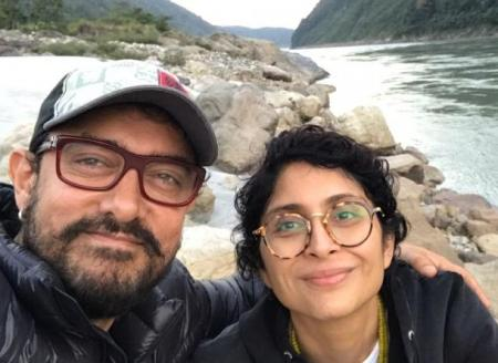 Mr. Perfectionist and wifey escape in `wilderness` of Arunachal
