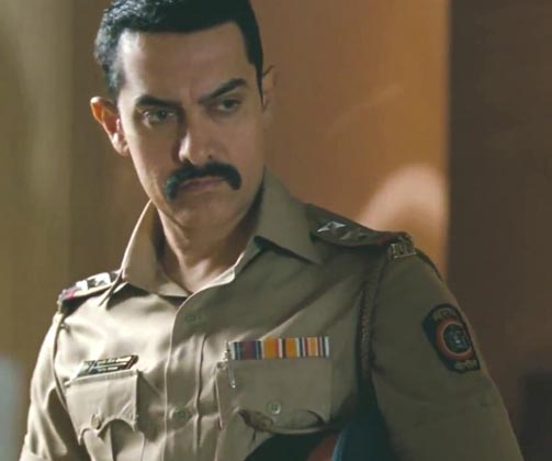 Aamir, a no-hassle actor, says small screen's CID