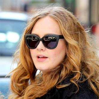 Weight loss? No way, says Adele