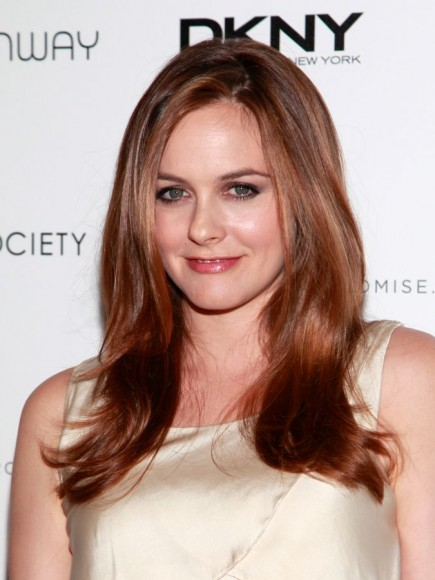 "Alicia Silverstone 1 ""One of the major iconic DC characters will reveal that he is gay in a ..."