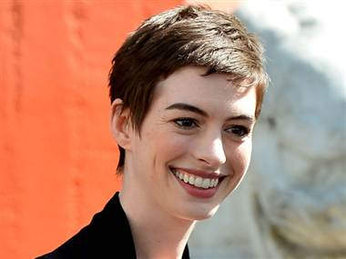 Anne Hathaway eyeing Catwoman sequel