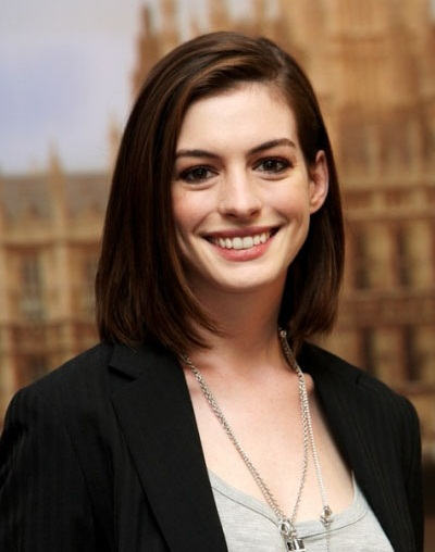 I would love to be Posh, says Anne Hathaway
