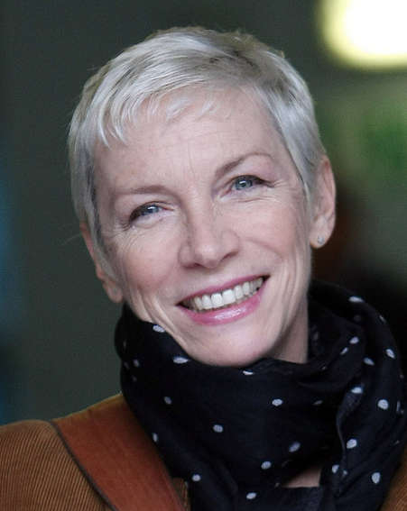 Annie Lennox crowned 'World's Most Charitable Celebrity'