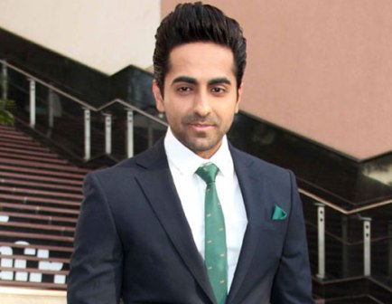 Glad that Aparshakti is in film with Aamir: Ayushmann