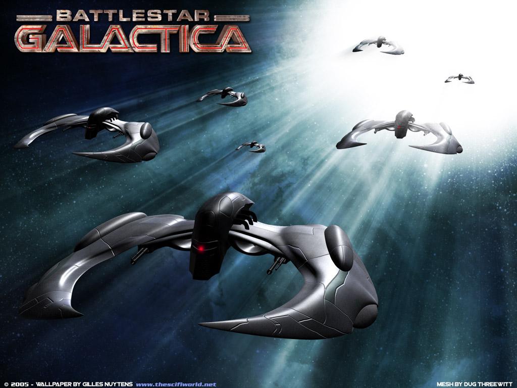 Rekvizity z Battlestar Galactica se dražili pro charitu