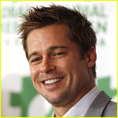 young brad pitt pics. Brad Pitt to star in #39;The Girl