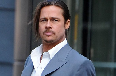 Brad Pitt gets Brit food delivered to French home for kids