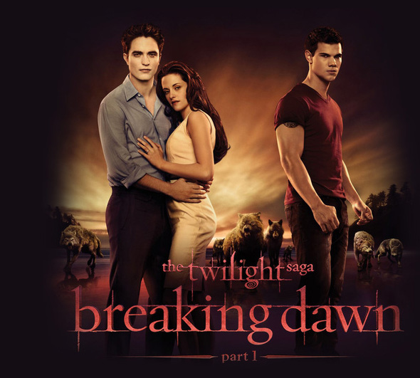 `Twilight Saga: Breaking Dawn (Part-1)` most pirated film at Xmas