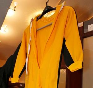 Bruce Lee's 'iconic' yellow jumpsuit sold for $100k at Hong Kong auction