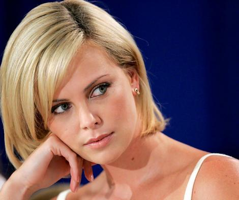London June 30 Actress Charlize Theron who is campaigning for gay