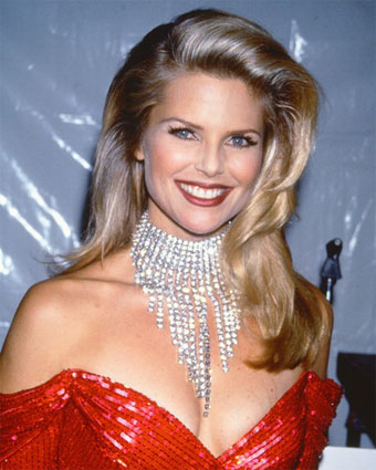 Christie Brinkley beauty pict