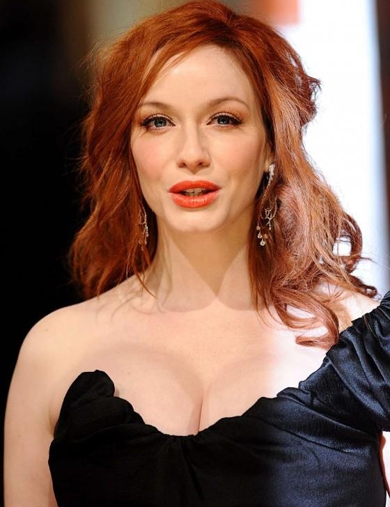 Red Hair Transformed My Career Says Christina Hendricks
