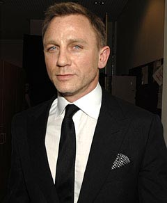 Craig becomes best paid Bond actor