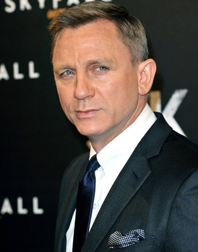 I was reluctant to play Bond, says Daniel Craig