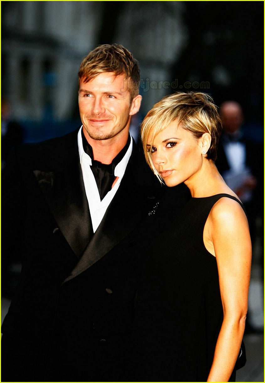 David Beckham's wife Victoria Beckham picture 4