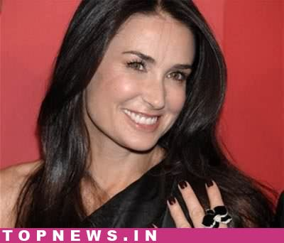 Demi Moore on the road to recovery says daughter