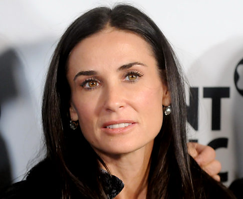 Demi Moore banking on spiritual leader to help her deal with split