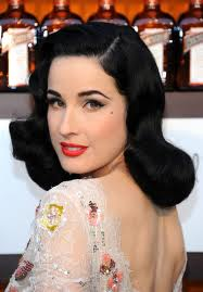 Dita Von Teese collects dead animals