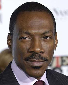 Eddie Murphy named most overpaid actor
