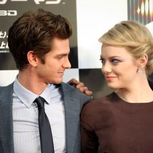 Emma Stone had `instant chemistry` with Andrew Garfield