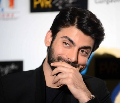 Fawad Khan 'shy' of attention from ladies