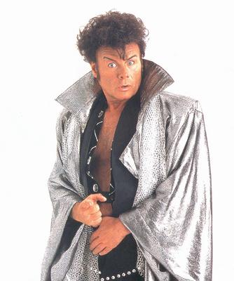 English rock and pop singer Gary Glitter