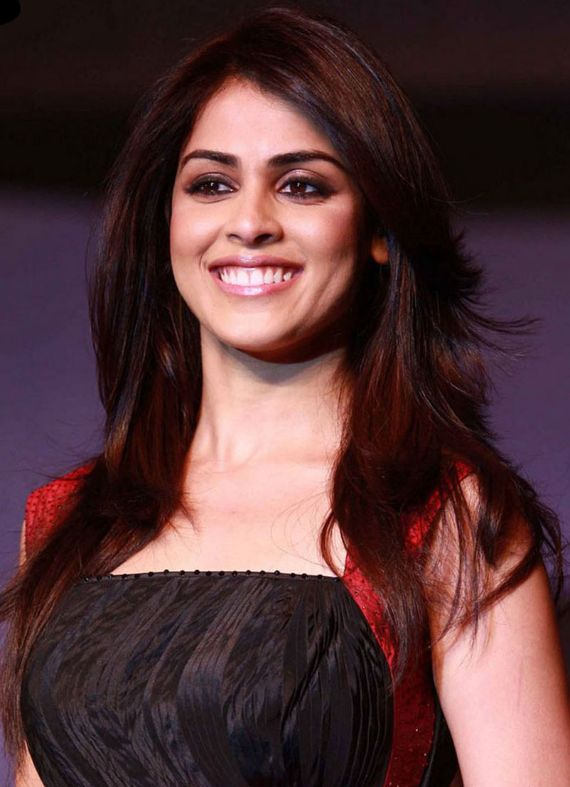 is a challenge and a record for me that I need to break  quot  Genelia    Genelia Hairstyle In Force