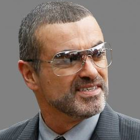 George Michael feels lucky to be alive after dodging pneumonia bullet