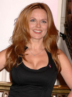 Geri Halliwell keen to adopt African tot