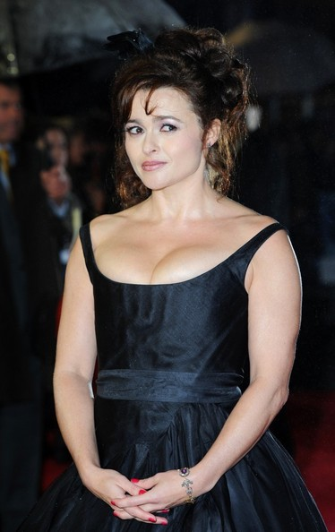 Helena Bonham Carter's secret of success `keep b*ggering on`