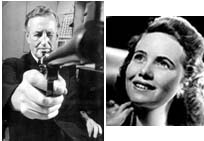 Ian Fleming, Muriel Wright
