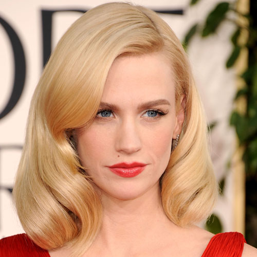January Jones London, May 21 : Actress January Jones thinks paparazzi are ...