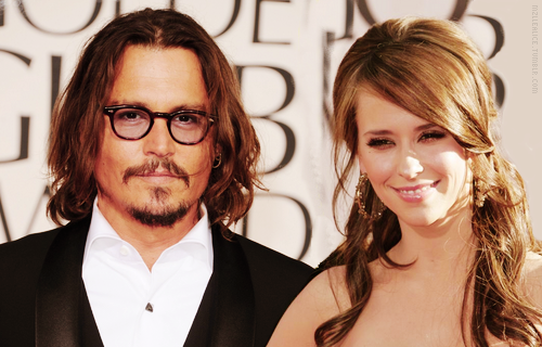 Johnny Depp and Jennifer Love Hewitt giving new twists to classic flicks