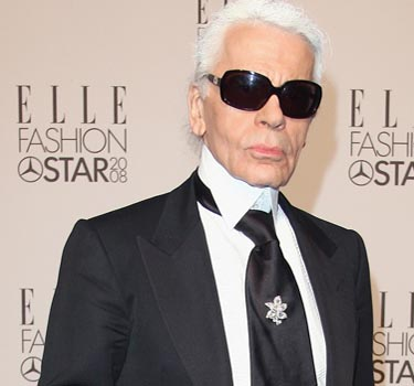 Lagerfeld's fashion advice