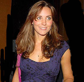 'Kate Middleton's health scare on becoming late mum'