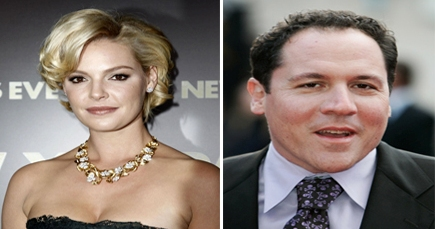 Heigl's 'fight' with 'Iron Man' director
