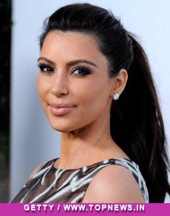 Worked really hard for success: Kim Kardashian