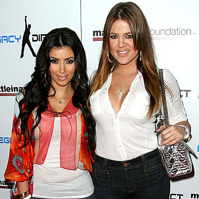  Furious Kim and Khloe hit back at Kardashian decline reports