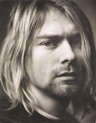 kurt cobain. Kurt Cobain comes back to life