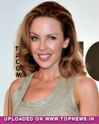 Kylie Minogue feels horrified when she sees own face