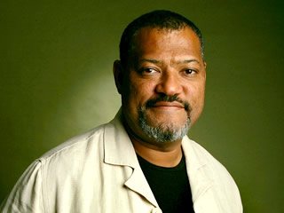 laurence fishburne lookalike