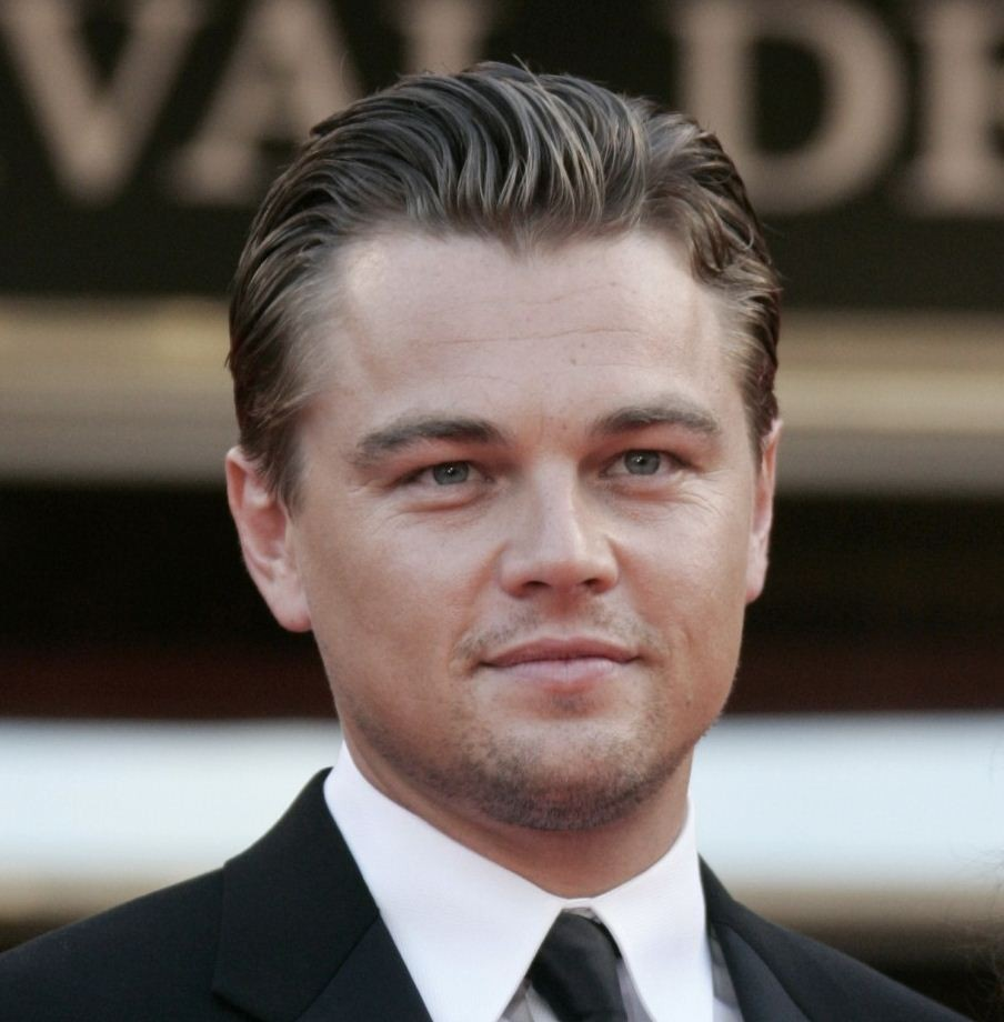 DiCaprio injured on movie set