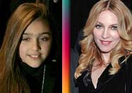 Madonna daughter desperate to join her on tour