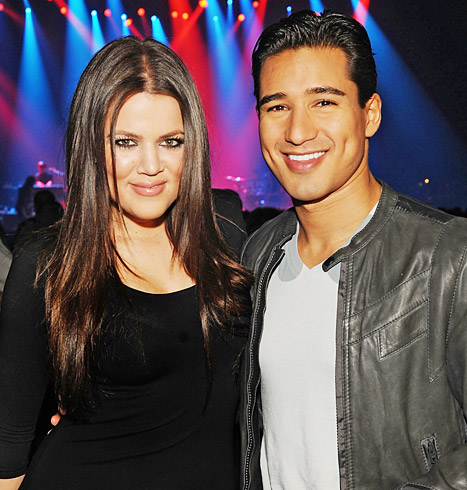Mario Lopez and Khloe Kardashian Odom set to host `X Factor` season 3