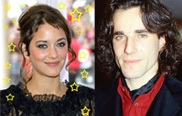 French actress Marion Cotillard and English actor Daniel Day Lewis
