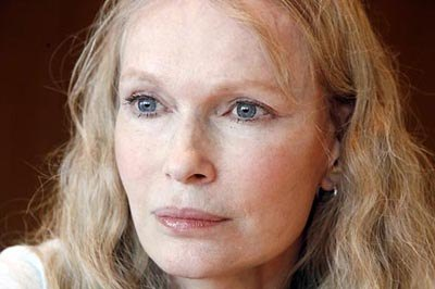 Mia Farrow to share hunger strike experience online