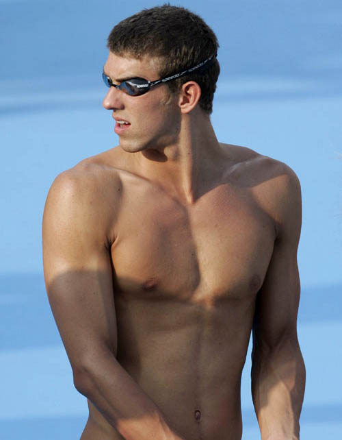 Michael Phelps' attempt at deconstructing Omega timepiece