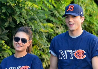 Mila Kunis and Ashton Kutcher `planning for a baby`