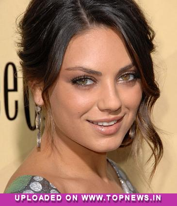`Planets sexiest woman` Mila Kunis goes topless for US mag