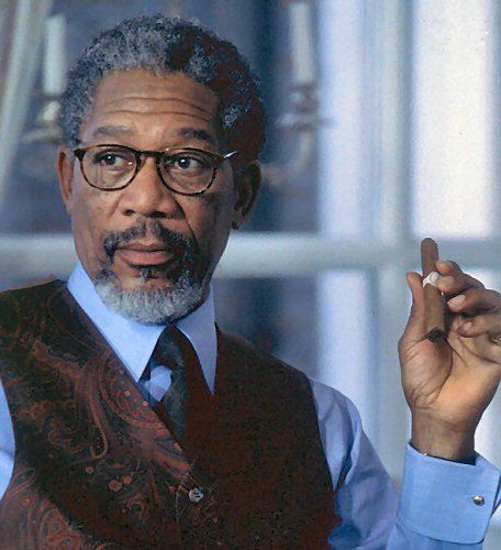 morgan freeman age